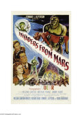 Movie Posters:Science Fiction, Invaders From Mars (20th Century Fox, R-1955)...
