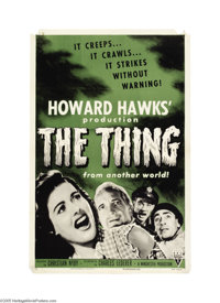 The Thing From Another World (RKO, R-1954)
