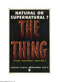 The Thing From Another World (RKO, 1951)