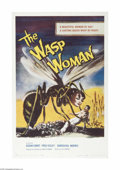 Movie Posters:Science Fiction, The Wasp Woman (Film Group, Inc., 1959)...