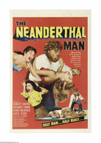 Neanderthal Man (United Artists, 1953)