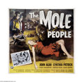 Movie Posters:Science Fiction, The Mole People (Universal International, 1956)...