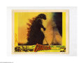 Movie Posters:Science Fiction, Godzilla (Toho, 1956)... (2 items)