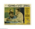 Movie Posters:Horror, Island of Lost Souls (Paramount, 1933)....