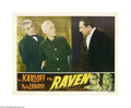 Movie Posters:Horror, The Raven (Realart, 1948)....