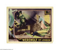 Movie Posters:Horror, WereWolf of London (Universal, 1935)...