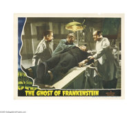 Ghost of Frankenstein (Universal, 1942).... (2 items)
