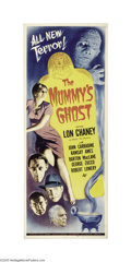 Movie Posters:Horror, The Mummy's Ghost (Universal, 1944)...