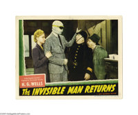 The Invisible Man Returns (Universal, 1940)