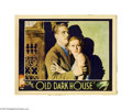 Movie Posters:Horror, The Old Dark House (Universal, 1932)....