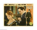 Movie Posters:Horror, Dr. Jekyll and Mr. Hyde (Paramount, 1931)...