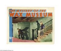The Mystery of the Wax Museum (Warner Brothers, 1933)