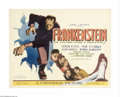Movie Posters:Horror, Frankenstein (Universal, 1931)...