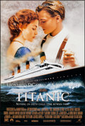 """Movie Posters:Drama, Titanic (20th Century Fox, 1997) Rolled, Very Fine/Near Mint.International One Sheet & One Sheet (26.75"""" X 39.75"""") DSStyle... (Total: 2 Items)"""
