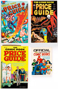 Books:Overstreet, Overstreet Comic Book Price Guide #10-12 and 1983 House of Collectibles Price Guide (Overstreet Publishing,1980-83).... (Total: 4 Items)