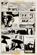 Original Comic Art:Panel Pages, Larry Hama and Dick Giordano Marvel Premiere Featuring Iron Fist #19 Story Page 6 Original Art (Marvel...