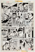 Original Comic Art:Panel Pages, George Tuska and Vince Colletta Power Man #28, Story Page 16Original Art (Marvel Comics, 1975). ...
