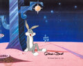 Animation Art:Production Cel, Bugs Bunny's Bustin' Out All Over Signed Production Cel(Warner Brothers, 1980)....