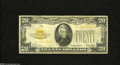Small Size:Gold Certificates, Fr. 2402 $20 1928 Gold Certificate. Good-Very Good....