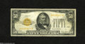 Small Size:Gold Certificates, Fr. 2404 $50 1928 Gold Certificate. Fine....