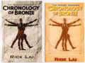 Books:Signed Editions, The Revised Complete Chronology of Bronze by Rick Lai Signed Limited Edition (Altus Press, 2010).... (Total: 2 Items)
