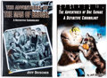 Books:Signed Editions, The Adventures of the Man of Bronze: A Definitive Chronology of the Man of Bronze Signed Limited Edition by Jeff Deisc... (Total: 2 Items)