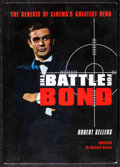 """Movie Posters:James Bond, The Battle for Bond by Robert Sellers (Tomahawk, 2007) Very Fine+. British Paperback Book (264 Pages, 7"""" X 9.5""""). James Bond..."""