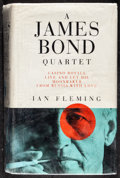 Movie Posters:James Bond, James Bond Book Lot (Jonathan Cape, 1992/1993) Overall Grade: Fine/Very Fine. British Hardcover First Printing Anthology Boo... (Total: 2 Items)