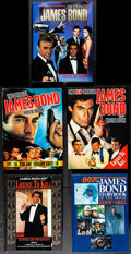 Movie Posters:James Bond, The Complete James Bond Movie Encyclopedia and Others Lot (Contemporary Books, 1990) Very Fine-. Hardcover Books (5) (Multip... (Total: 5 Items)
