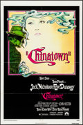"Movie Posters:Mystery, Chinatown (Paramount, 1974) Folded, Very Fine-. One Sheet (27"" X 41""). Jim Pearsall Artwork. Mystery...."