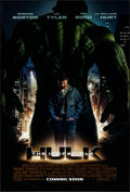 """Movie Posters:Action, The Incredible Hulk (Universal, 2008) Rolled, Very Fine+. One Sheet(27"""" X 40"""") DS Advance. Action.. ..."""