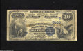 National Bank Notes:California, San Francisco, CA...