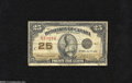 Canadian Currency: , DC-24d 25¢ 1923...