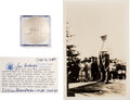 Political:Presidential Relics, Warren G. Harding: Personally-Used Presidential Golf Ball....