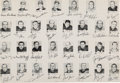 Football Collectibles:Others, 1966 Green Bay Packers Team Signed Display from The Domenic Gentile Collection. ...