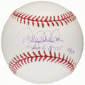 "Autographs:Baseballs, Derek Jeter ""1st Slam 6-18-06"" Single Signed Limited Edition Baseball...."