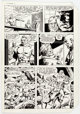 Dick Ayers and Tony DeZuniga The Mighty Crusaders #6 Story Page 5 Original Art (Archie, 1984)