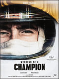 "Movie Posters:Sports, Weekend of a Champion (Pathe, R-2012).Folded, Very Fine-. French Grande (47"" X 63""). Sports...."