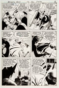 Original Comic Art:Panel Pages, Jim Aparo Brave and the Bold #170 Story Page 6 Original Art(DC, 1981)....