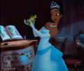 Animation Art:Seriograph, The Princess and the Frog Limited Edition Publicity Sericel (Walt Disney, 2009).... (Total: 2 Items)
