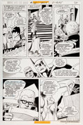 Original Comic Art:Panel Pages, Jim Aparo Brave and the Bold #135 Story Page 12 Original ArtPanel Page (DC, 1977)....