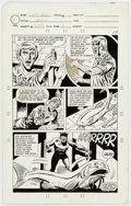 Original Comic Art:Panel Pages, Charles Nicholas and Wayne Howard Scary Tales #10 Story Page8 and Additional Other Pages Group of 3 Original Art ... (Total: 3Original Art)