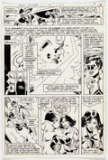 Original Comic Art:Panel Pages, Joe Staton and Steve Mitchell Green Lantern #140 Story Page3 Original Art (DC, 1981)....