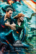 """Movie Posters:Action, Jurassic World: Fallen Kingdom (Universal, 2018) Rolled, Very Fine/Near Mint. One Sheet (27"""" X 40"""") DS Advance. Action...."""