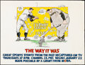 "Movie Posters:Sports, Subway Series of 1936 (Mobil Oil Corporation, 1976) Rolled, Fine/Very Fine. Subway (60"" X 46"") Willard Mullin Artwork. Sport..."