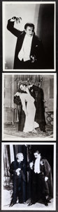 """Movie Posters:Horror, Dracula & Other Lot (1928) Very Fine-. Programs (3) (Multiple Pages, Approx. 6"""" X 9"""" & 8.5"""" X 11""""), Herald (Folded: 5.75"""" X ... (Total: 7 Items)"""