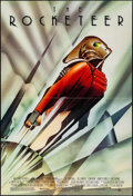 """Movie Posters:Action, Rocketeer (Walt Disney Pictures, 1991) Folded, Very Fine-. One Sheet (27"""" X 40"""") DS. John Mattos Artwork. Action...."""