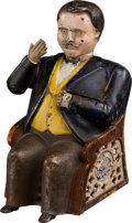 Political:3D & Other Display (pre-1896), [Ulysses S. Grant]: Tammany Mechanical Bank....