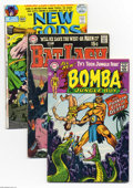 Bronze Age (1970-1979):Miscellaneous, DC Bronze Age Group (DC, 1967-1978) Condition: Average FN. Thisgroup includes The Brave and Bold #104,107, 108, 109, an... (Total:22 Comic Books Item)