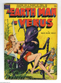 Golden Age (1938-1955):Science Fiction, Earth Man on Venus #nn (Avon, 1951) Condition: VG-. Wally Wood art.Overstreet 2004 VG 4.0 value = $256....